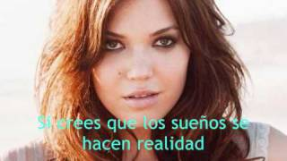 Mandy Moore   If You Believe Español
