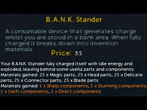 download b a n k stander item spotlight runescape batyoutube com