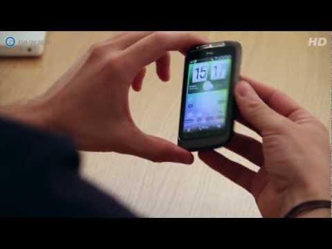 HTC wildfire S mobiltelefon teszt - GSM online™