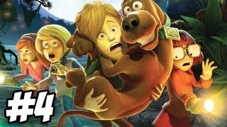 Scooby-Doo! and the Spooky Swamp Walkthrough | Episode 1 | Part 4 (PS2/Wii)