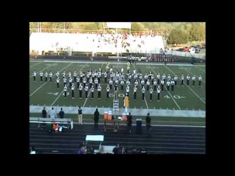 Twinsburg High School Band Pre-Game 2013