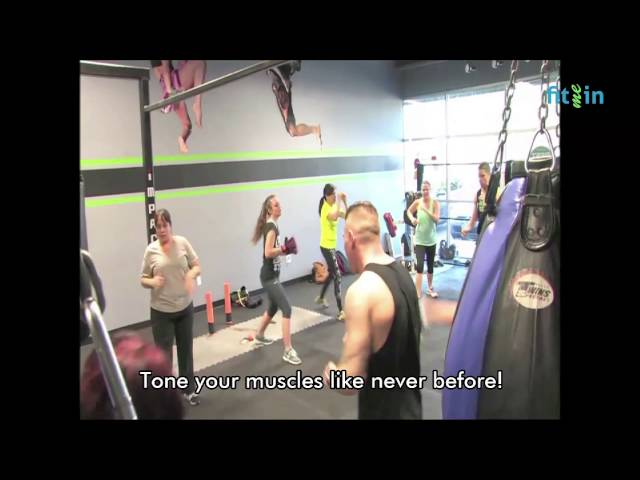FitMeIn   KickBoxing - YouTube