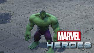 Online Okénko | Marvel Heroes | Hulk SMASH! | PC | HD | MMO