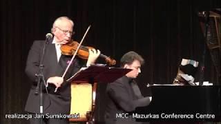 IV Forum Humanum Mazurkas- Krzysztof Jakowicz-skrzypce ,Robert Morawski- fortepian