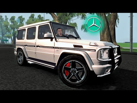 Test Drive Unlimited: G-WAGON Race! Mercedes G55 AMG - TDU Platinum