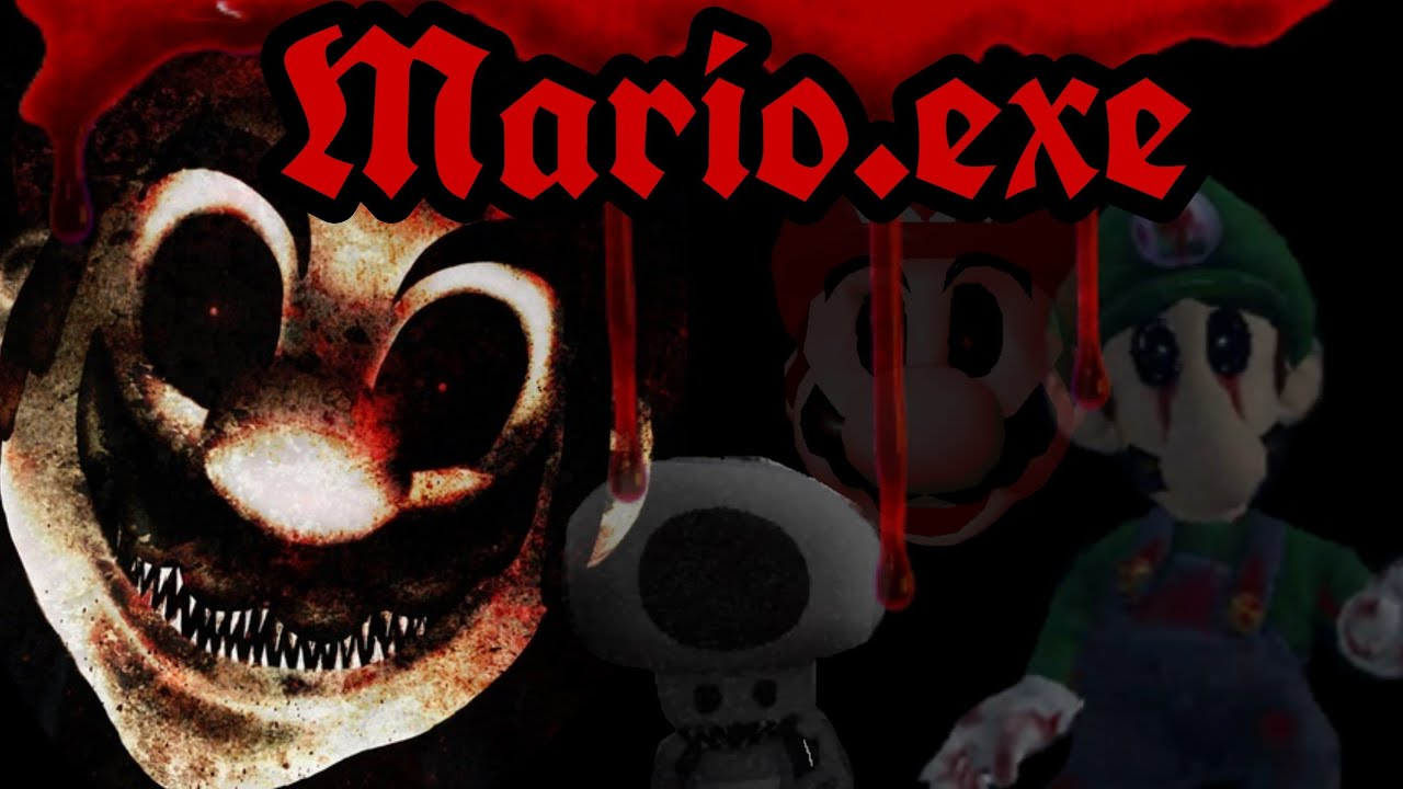 Mario Exe Youtube Pictures To Pin On Pinterest ThePinsta