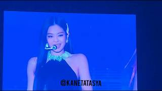 JENNIE SOLO - Blackpink In Your Area Tour in Jakarta ( Day 1 )