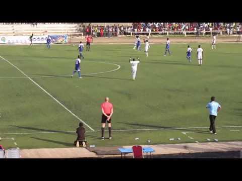 16ème de Finale Aller LDC  CAF AS TOGO PORT & AL HILAL DU SOUDAN 2 0con