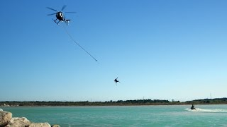 Party Down South | Helicopter Rope Swing thumbnail
