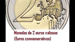 Euros that you should keep (I): Commemorative Euros