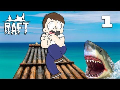 Raft je zpět! - Obří Update a Spoustu novinek - díl 1 - Nakashi
