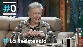 LA RESISTENCIA - Entrevista a María Galiana   #LaResistencia 02.03.2020
