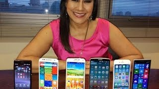 Olhar Digital: Os 6 Smartphones top de linha