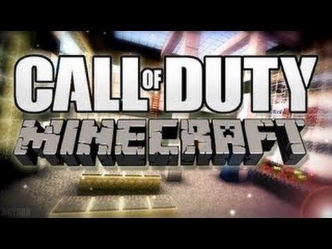 Minecraft Call Of Duty Server CZ