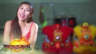 Lion dancing with Kiara Takahashi | Matanglawin