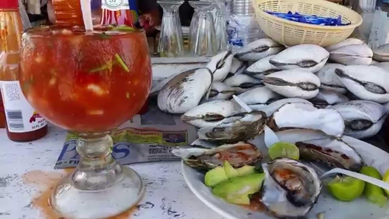 Playas De Tijuana  >> Comiendo coctel en playas de Tijuana. - YouTube