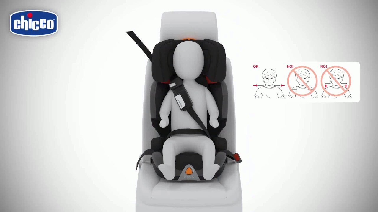 0b08eabcb2b Chicco Κάθισμα Αυτοκινήτου Oasys 2-3 FixPlus EVO, 15-36kg.   IroKids ...