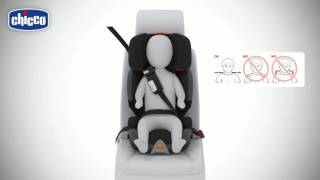 15d4047efee Chicco Κάθισμα Αυτοκινήτου Oasys 2-3 FixPlus EVO, 15-36kg. | IroKids
