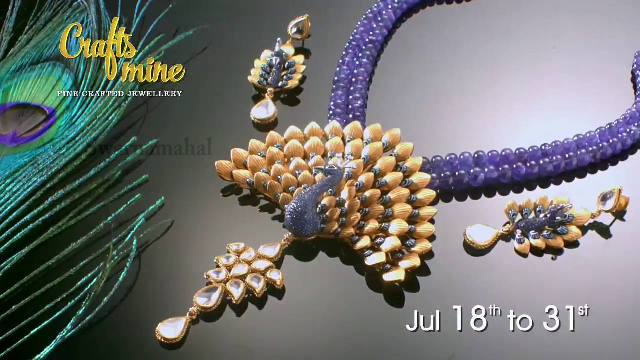 AVR SWARNAMAHAL PONDICHERRY SHOWROOM - CRAFTSMINE - YouTube