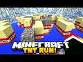 Minecraft TNT RUN