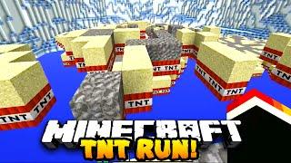 Minecraft TNT RUN 'LAG HACKS!' #3 w/PrestonPlayz & CampingRusher