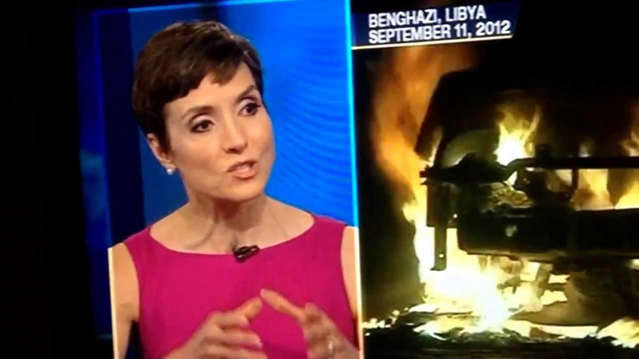 Benghazi Update From Catherine Herridge On The Record With