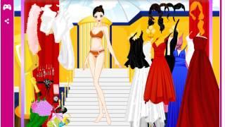  Игры для девочек.Одевалки А какой стиль вы предпочтёте?