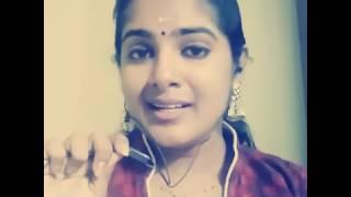 Kathodu Kathoram - Malayalam Melody - Smule Song - Sruthi Sivaprakash