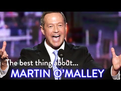 The BEST & WORST Thing About Martin O'Malley