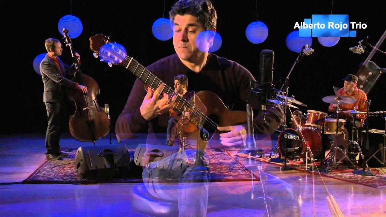Resultado de imagen para Alberto Rojo Trio