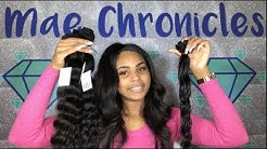Initial Review of Lux Virgin Hair Boutique