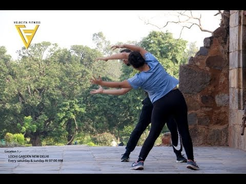 Outdoor Workout and parkour training/Fitness/Noida/New Delhi/