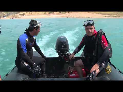 فرق غوص لتأمين السباحة في أنهار وبحيرات دهوك