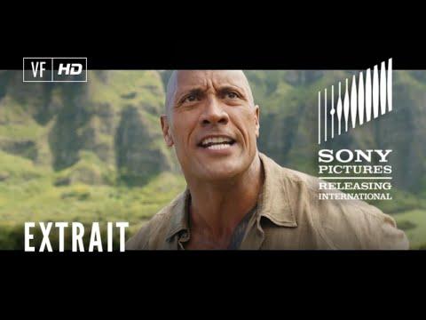 Jumanji : Bienvenue dans la Jungle - Extrait Get On My Back - VF streaming vf