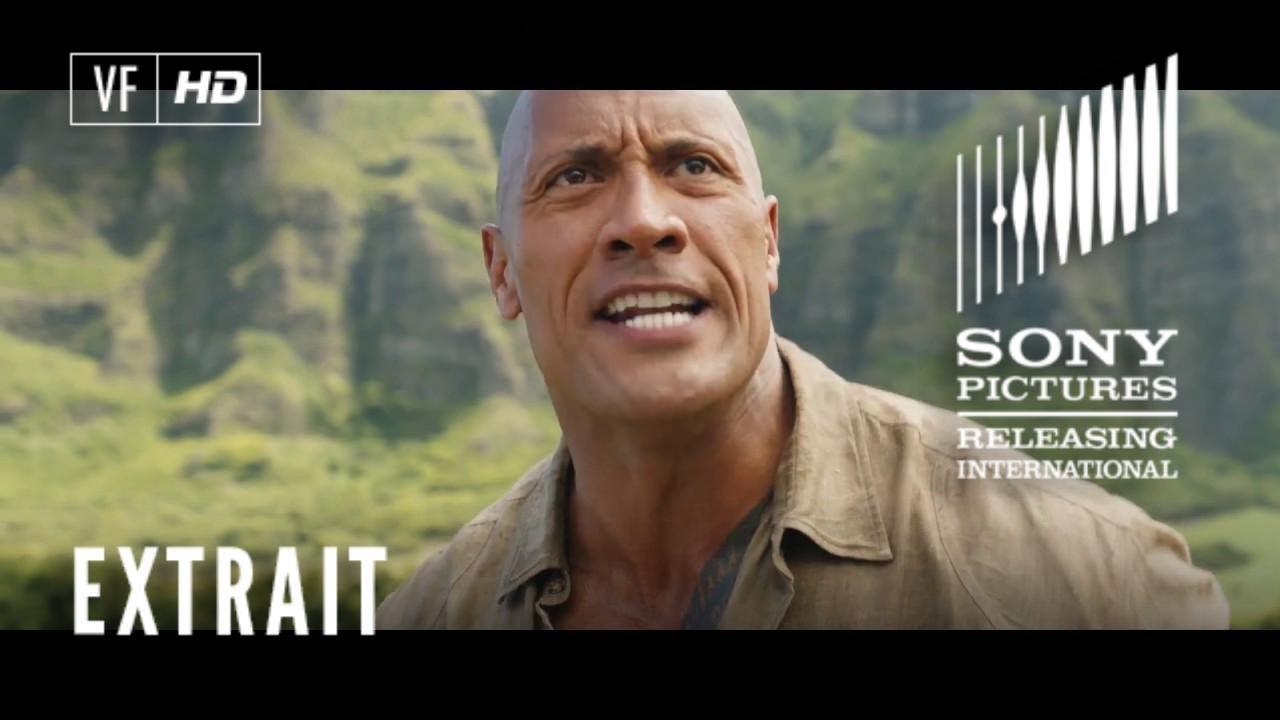 Jumanji : Bienvenue dans la Jungle - Extrait Get On My Back - VF