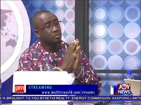 Supreme Court Orders Electoral Commission on NHIS - PM Express on Joy News (7-7-16)