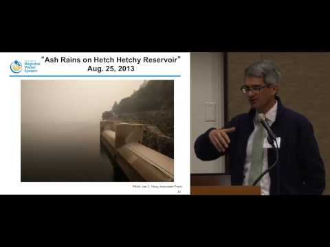 San Francisco Public Utilities Commission Experience with Rim Fire - David Briggs