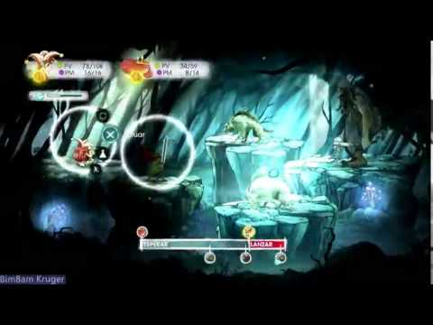 Playing Child of Light ( Hard ) - Part 2 -- Xbox One - 3 / 5