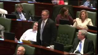 Illinois State Representative Erupts in Fury Over Government Tyranny
