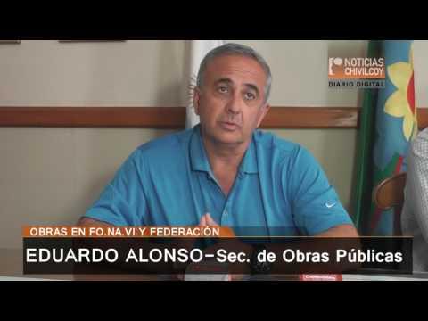 21 DE MARZO    OBRAS PUBLIICAS    EDUARDO ALONSO