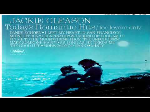 Jackie Gleason – Today's Romantic Hits   For Lovers Only 1963 GMB