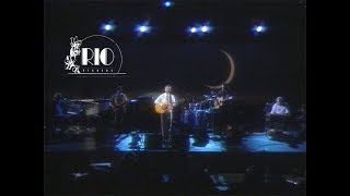 Michael Nesmith performing Moon Over the Rio Grande at the Britt Fe...