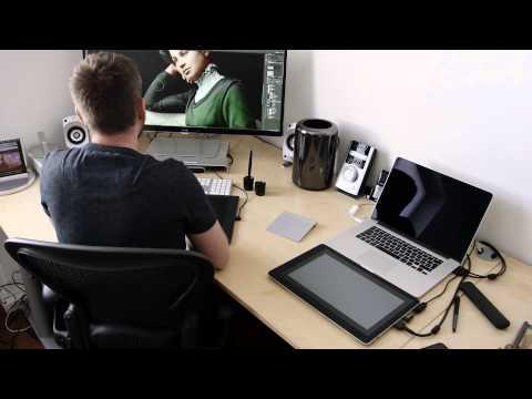 Wacom Create More | Motion Graphics Designer and Photographer Robert Hranitzky Interview