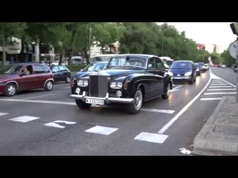 Rolls Royce Phantom VI in Madrid, Spain