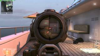Call Of Duty Black Ops 2 Multiplayer Gameplay Max Settings 1440p 60FPS