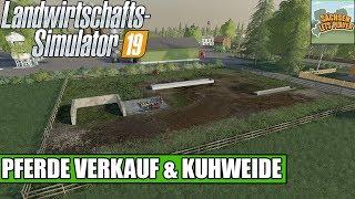 LS19 NF Tierfarm #56 -Pferde Verkauf & Kuhweide - Landwirtschaft Simulator 19 Nordfriesische Marsch Video