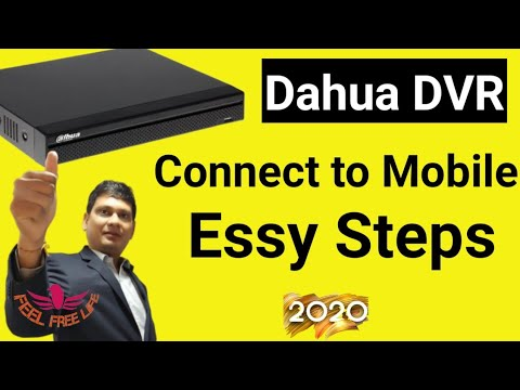 Dahua DVR Admin Password Reset Process Step by Step