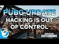 PUBG Update: 1 MILLION+ HACKERS BANNED IN A MONTH!? - Battlegrounds Gameplay/News