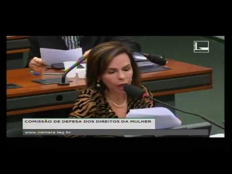 DEFESA DOS DIREITOS DA MULHER - Reunião Deliberativa - 10/05/2017 - 11:56