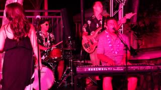 College Live Band at RumFire Sheraton Waikiki. 07-08-2014 Part 2